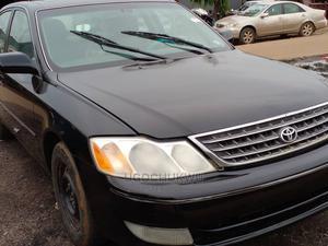 Toyota Avalon 2003 Black   Cars for sale in Lagos State, Ikotun/Igando