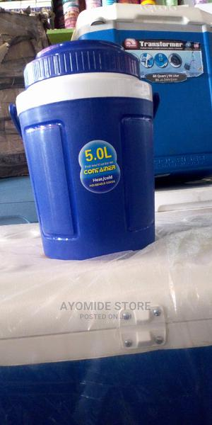 Imported Heat Insulation Barrel Container Cooler | Home Appliances for sale in Lagos State, Lagos Island (Eko)