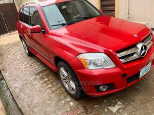Mercedes-Benz GLK-Class 2010 350 Red | Cars for sale in Lagos State, Isolo