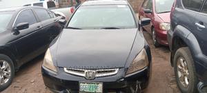 Honda Accord 2006 2.4 Executive Black   Cars for sale in Lagos State, Ikeja