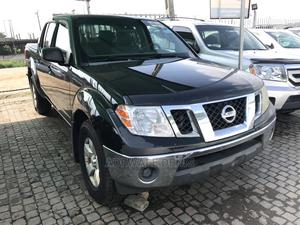 Nissan Frontier 2009 Crew Cab SE 4x4 Long Black | Cars for sale in Lagos State, Ikeja