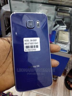 Samsung Galaxy S6 64 GB Blue   Mobile Phones for sale in Edo State, Benin City