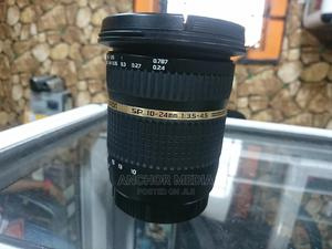 10-24 Mm Very Clean Like New UK Used Tamron Lens for Canon | Accessories & Supplies for Electronics for sale in Lagos State, Ikeja