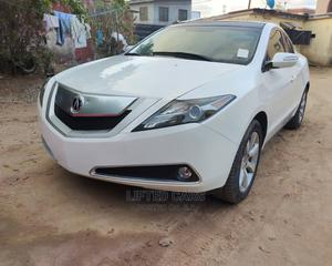 Acura ZDX 2010 Base AWD White   Cars for sale in Lagos State, Ikeja