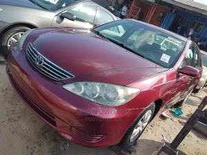 Toyota Camry 2005 Red | Cars for sale in Lagos State, Apapa
