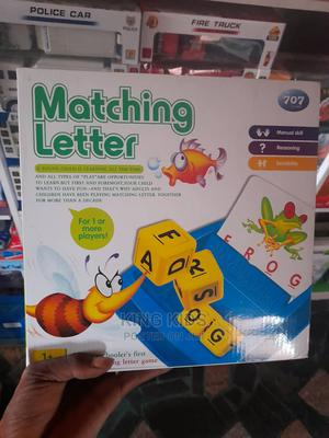 Matching Letter Fun Game for Kids | Toys for sale in Lagos State, Amuwo-Odofin