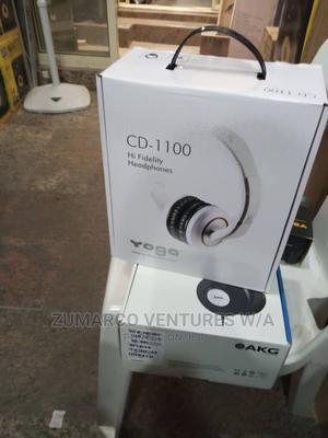 Akg Headphones Cd1100 | Headphones for sale in Lagos State, Lekki