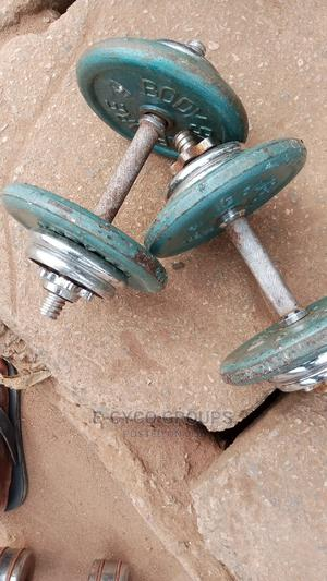 15 / 15kg H/Weight Dumbbell   Sports Equipment for sale in Lagos State, Alimosho