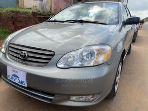 Toyota Corolla 2003 Gray | Cars for sale in Oyo State, Ibadan