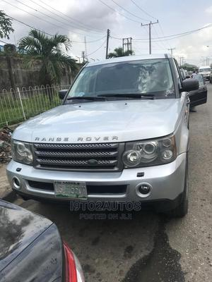 Land Rover Range Rover Sport 2007 HSE 4x4 (4.4L 8cyl 6A) Silver | Cars for sale in Lagos State, Ikeja