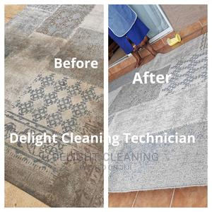 Carpet Upholstery Cleaning | Cleaning Services for sale in Lagos State, Magodo