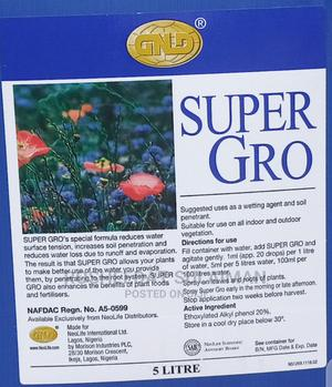 GNLD Super Gro Liquid Fertilizer | Feeds, Supplements & Seeds for sale in Abuja (FCT) State, Central Business Dis