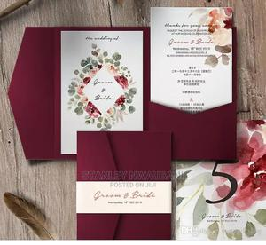 Wedding Invitation Cards & Cards For All Occasions | Wedding Venues & Services for sale in Lagos State, Mushin