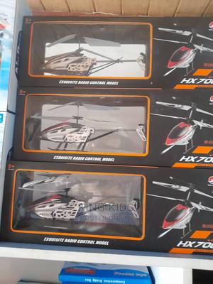 Exquisite Radio Control Helicopter Witremote Controlfor Kids | Toys for sale in Lagos State, Amuwo-Odofin