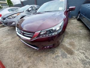 Honda Accord 2015 Red | Cars for sale in Lagos State, Ikeja