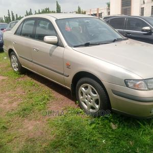 Mazda 626 2002 Gold   Cars for sale in Abuja (FCT) State, Central Business Dis
