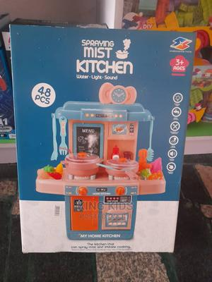 My Home Kitchen Set for Kids Withlight and Sound | Toys for sale in Lagos State, Amuwo-Odofin