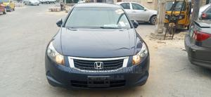 Honda Accord 2008 2.4 EX-L Blue   Cars for sale in Lagos State, Surulere