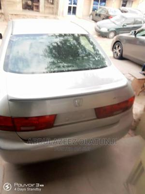 Honda Accord 2005 Automatic Gray | Cars for sale in Adamawa State, Yola North