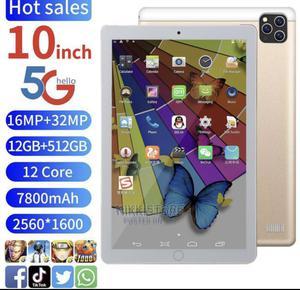 New Mediatek MT8785 512 GB | Tablets for sale in Lagos State, Ikeja