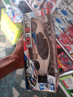 Speed Car With Radio Contro Model for Kids | Toys for sale in Lagos State, Amuwo-Odofin
