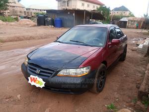 Honda Accord 2002 SE Automatic Red   Cars for sale in Enugu State, Enugu
