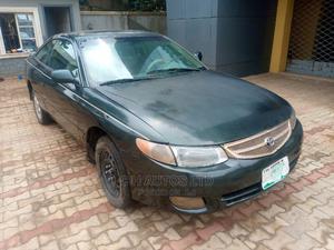 Toyota Solara 2001 Green | Cars for sale in Lagos State, Ikorodu