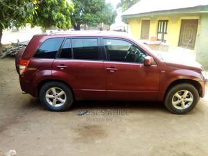 Suzuki Grand Vitara 2007 2.0 Red | Cars for sale in Abuja (FCT) State, Nyanya
