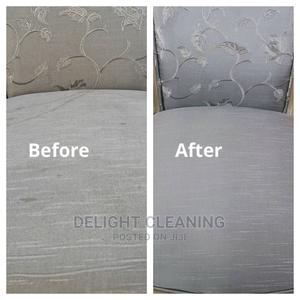 100% Carpet Upholstery Cleaning | Cleaning Services for sale in Lagos State, Lekki