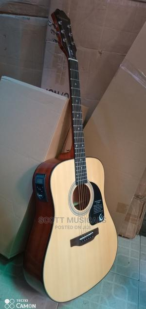 Epiphone Professional Electro Acoustic Guitar | Musical Instruments & Gear for sale in Lagos State, Ajah