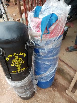Big Punching/ Boxing Bag   Sports Equipment for sale in Lagos State, Alimosho
