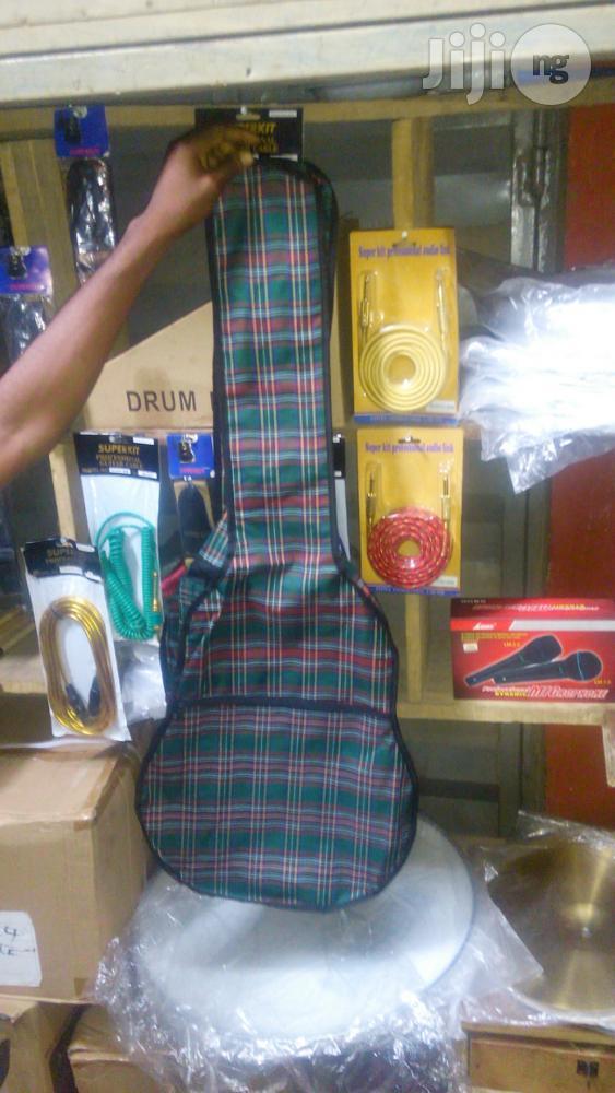 Coloured Guitar Bag