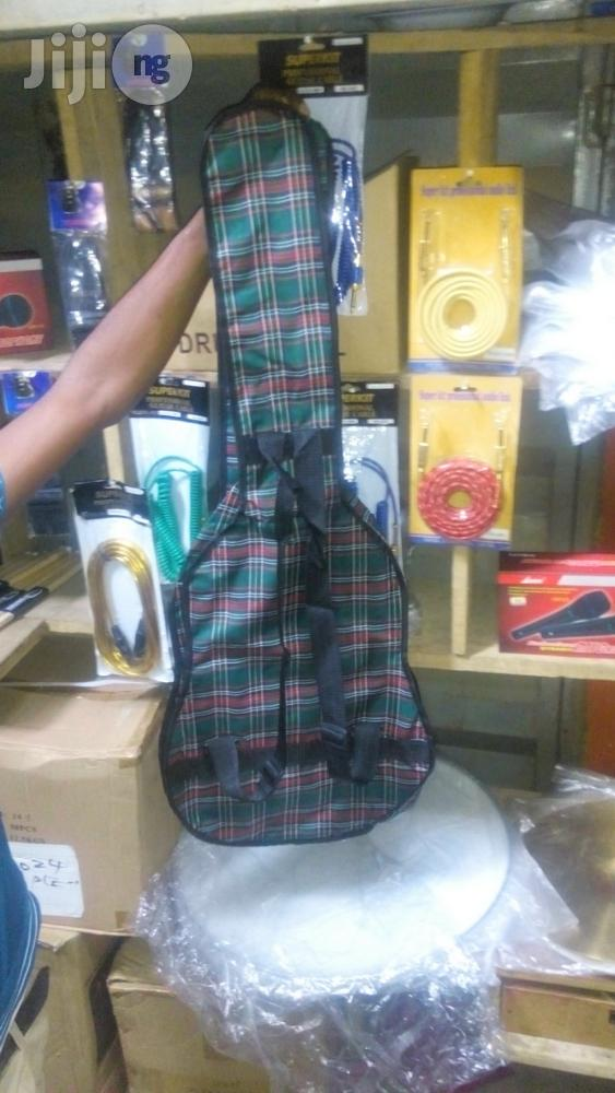 Coloured Guitar Bag | Musical Instruments & Gear for sale in Lagos State, Nigeria