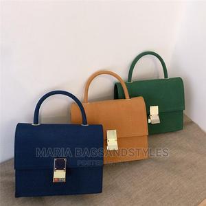 Female Genuine Leather Handbag | Bags for sale in Lagos State, Ojota