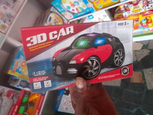 3D Car With Sound and Light Toy for Kids | Toys for sale in Lagos State, Amuwo-Odofin