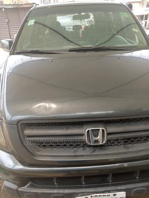 Honda Pilot 2005 Gray | Cars for sale in Lagos State, Ojodu