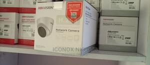 Hikvision DS-2CD1321GE0-IECO 2MP Vandal Proof Dome IP Camera | Security & Surveillance for sale in Lagos State, Ikeja