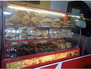 Red Snacks Warmer 3trays | Restaurant & Catering Equipment for sale in Rivers State, Port-Harcourt