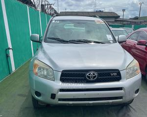 Toyota RAV4 2008 Silver | Cars for sale in Lagos State, Ogba