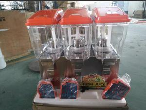 Juice Dispenser 3 Chambers | Restaurant & Catering Equipment for sale in Rivers State, Port-Harcourt