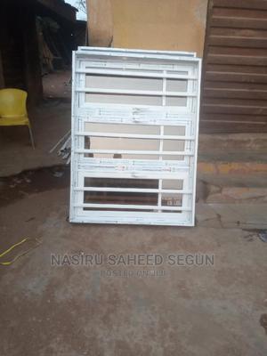 Casement Window With Burglary and Inner Net   Windows for sale in Lagos State, Ikorodu