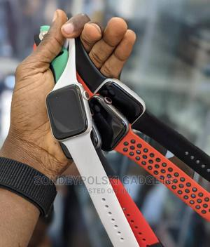 Apple Watch Series 4 - GPS + Cellular - 44mm With Sport Band | Smart Watches & Trackers for sale in Lagos State, Ikeja