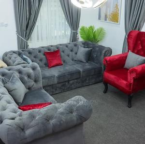 6 Seaters Upholstery Sofa | Furniture for sale in Lagos State, Lekki