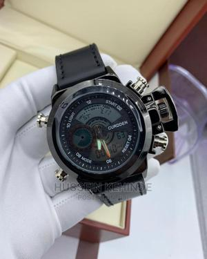 Leather Digital Watchu   Watches for sale in Lagos State, Lagos Island (Eko)