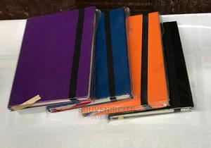 A6 Small Size Leather Covered Notepad   Stationery for sale in Lagos State, Surulere