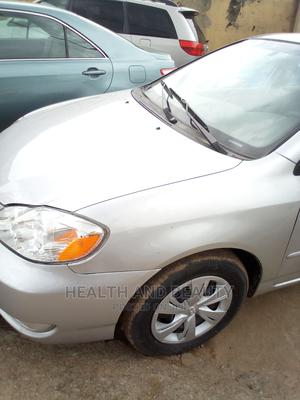 Toyota Corolla 2008 Silver   Cars for sale in Lagos State, Ikeja