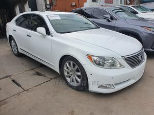 Lexus LS 2007 460 Luxury Sedan White | Cars for sale in Lagos State, Ikoyi