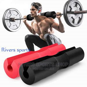 Barbell Shoulder Pad Protector . For Squats Weight Lifting | Sports Equipment for sale in Rivers State, Port-Harcourt