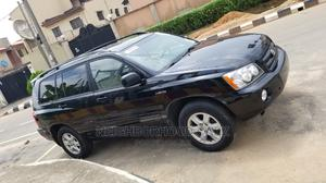 Toyota Highlander 2003 Limited V6 AWD Blue | Cars for sale in Lagos State, Magodo