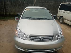 Toyota Corolla 2004 LE Silver | Cars for sale in Rivers State, Obio-Akpor